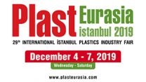 Issue 160 - Plast Eurasia Istanbul 2019 Will Be Held on December 4-7