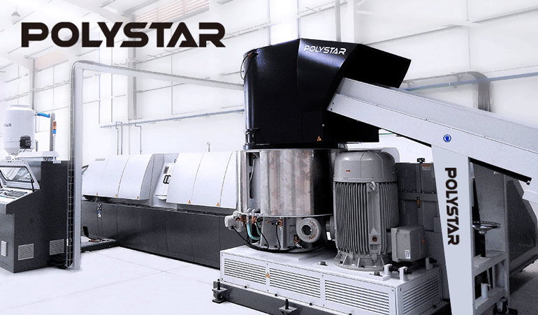 Post-consumer Recycling: Simple Solution From POLYSTAR + FIMIC