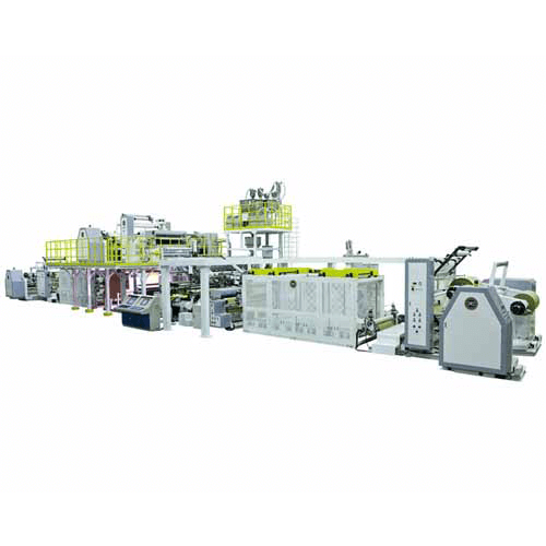 Co-Extrusion Lamination Machine for Thick PET Sheet