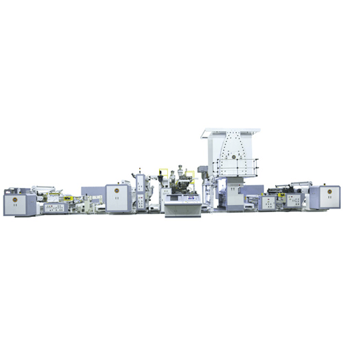 Co-Extrusion Lamination Machine for Food Flexible Package