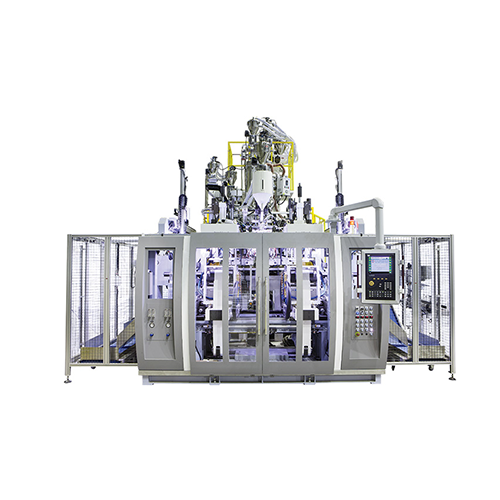 4-Layer Co-extrusion Blow Moulding Machine
