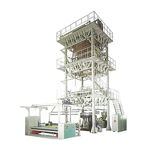 LDPE/LLDPE Heavy-Duty Film Blowing Machine