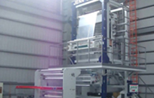 HDPE Super High Capacity Blown Film Extrusion-JC-HS55A