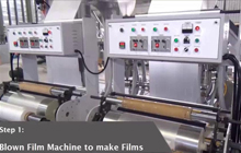 Bottom Sealing Bag Making Machine (BS)