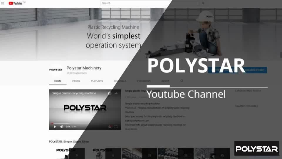 POLYSTAR youtube channel over 10,000 subscription
